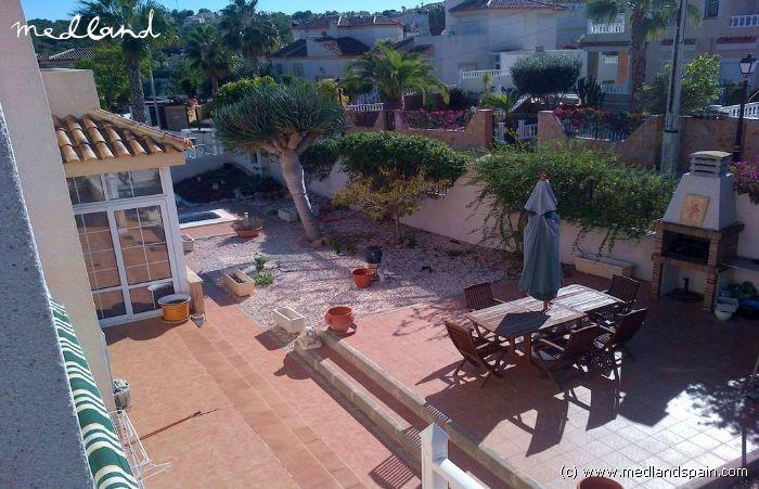 Detached Villa In The Residential Area Of Torrestrella San Miguel De Salinas